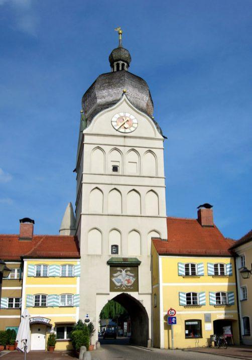 Hotel Apfelbaum, Herzogstadt Erding,